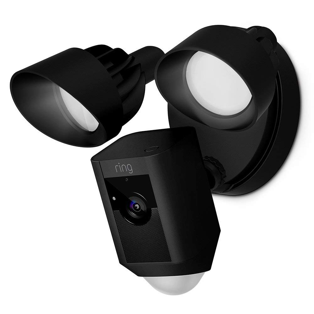 BLACK FRIDAY DEAL Ring Floodlight Cam HD Security Camera & Built-in Floodlights for £179.00