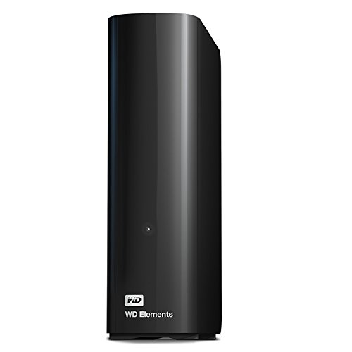 WD Elements Desktop 10TB – Portable HDD for £199.99