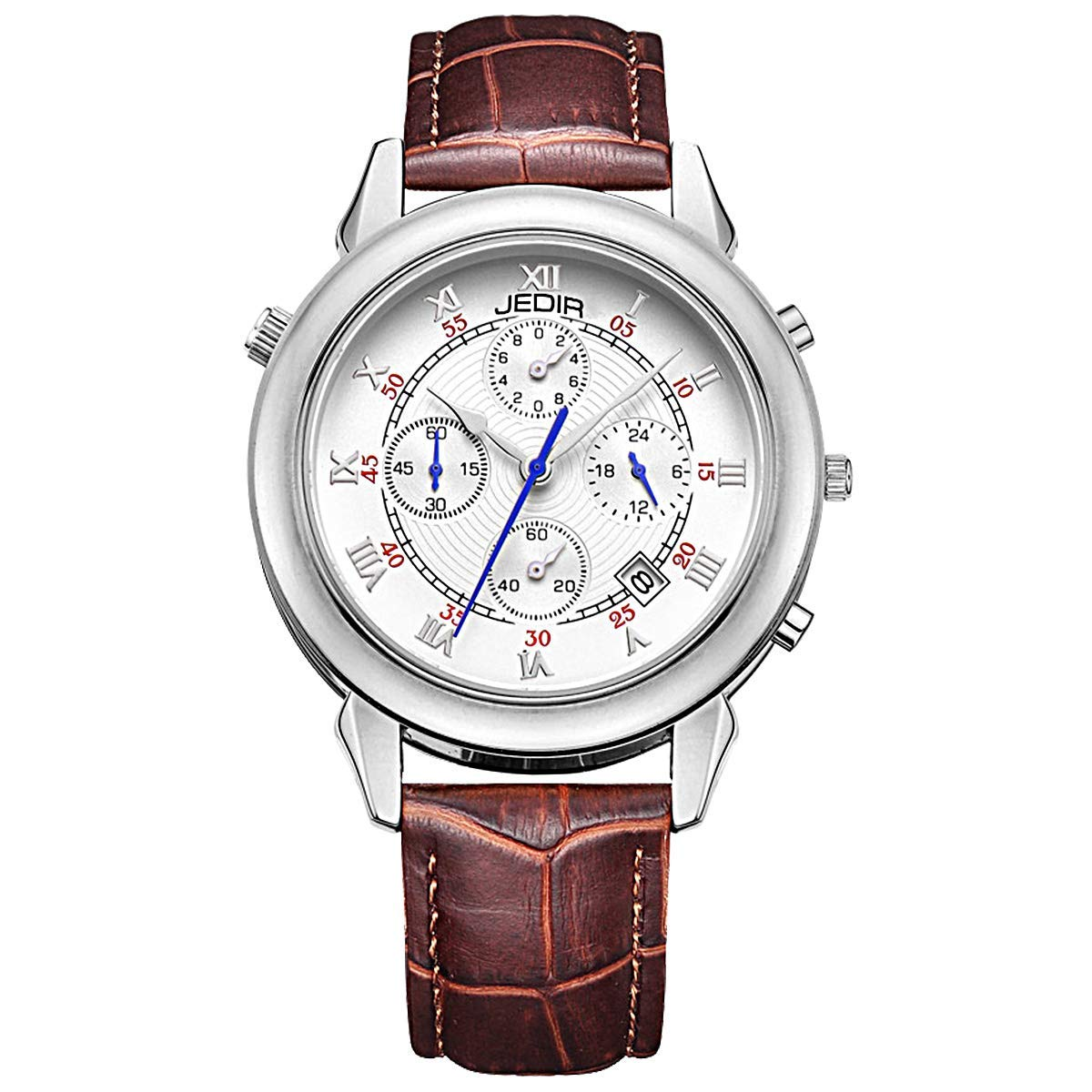 Men's Chronograph Watch Analogue Quartz Watch