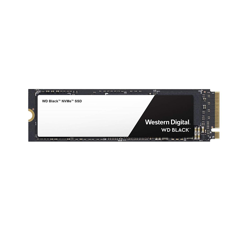 WD Black 500 GB High-Performance NVMe Internal SSD for £103.99