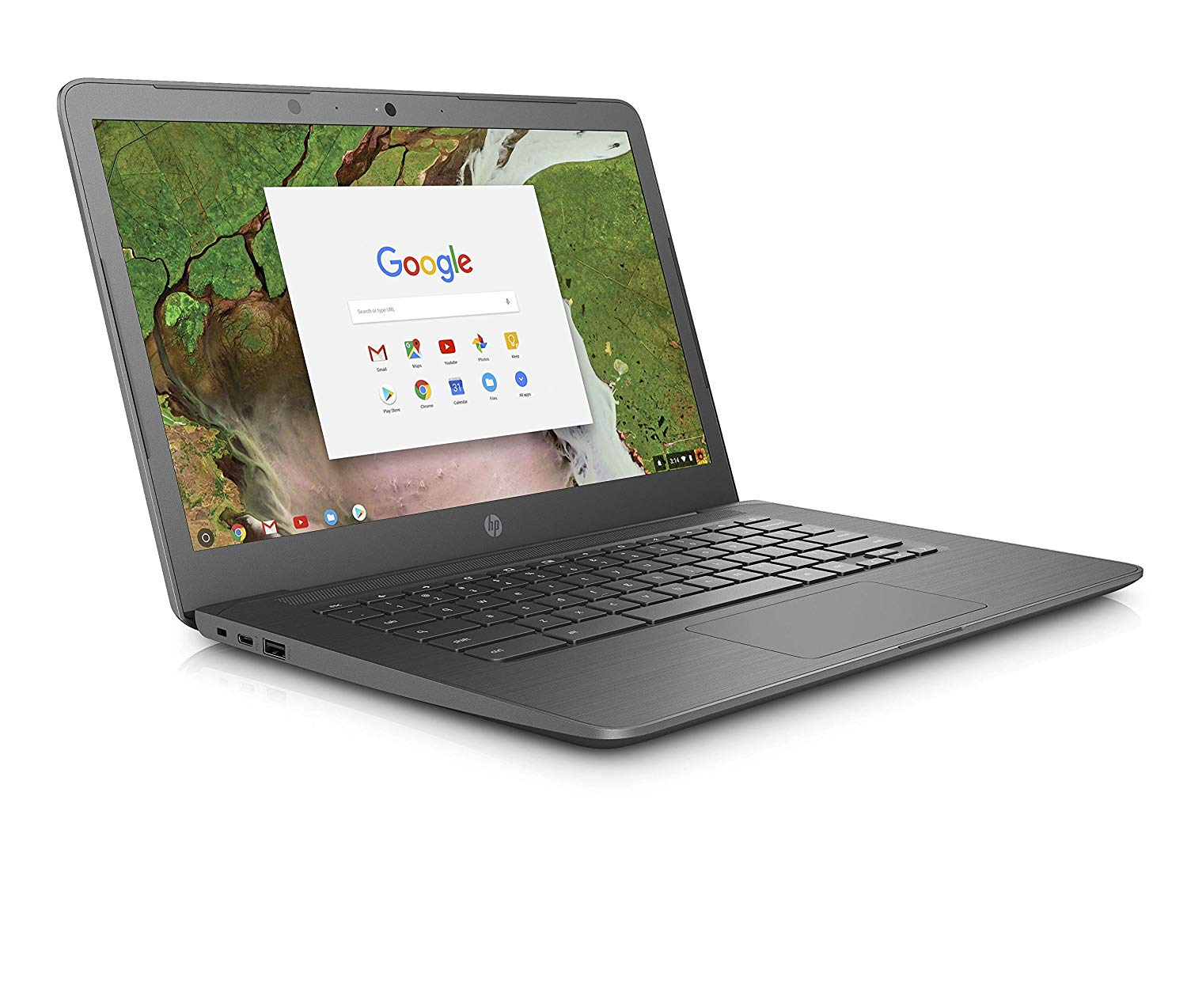 HP Chromebook 14-ca000na 14-Inch Laptop for £179.00