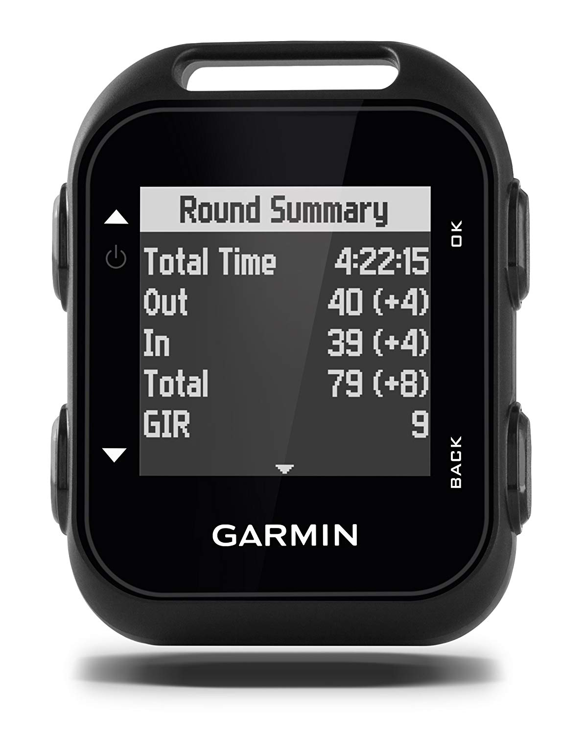 Garmin 010-01959-00 Approach G10 Compact Clip on Golf GPS Device (Black) for £100.00