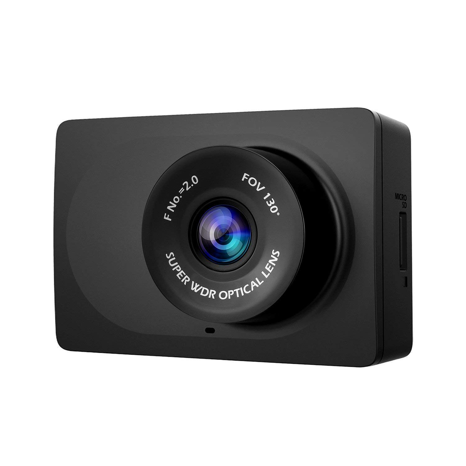 YI Compact Dash Cam, 1080P Full HD Car Dashboard Camera for £36.99
