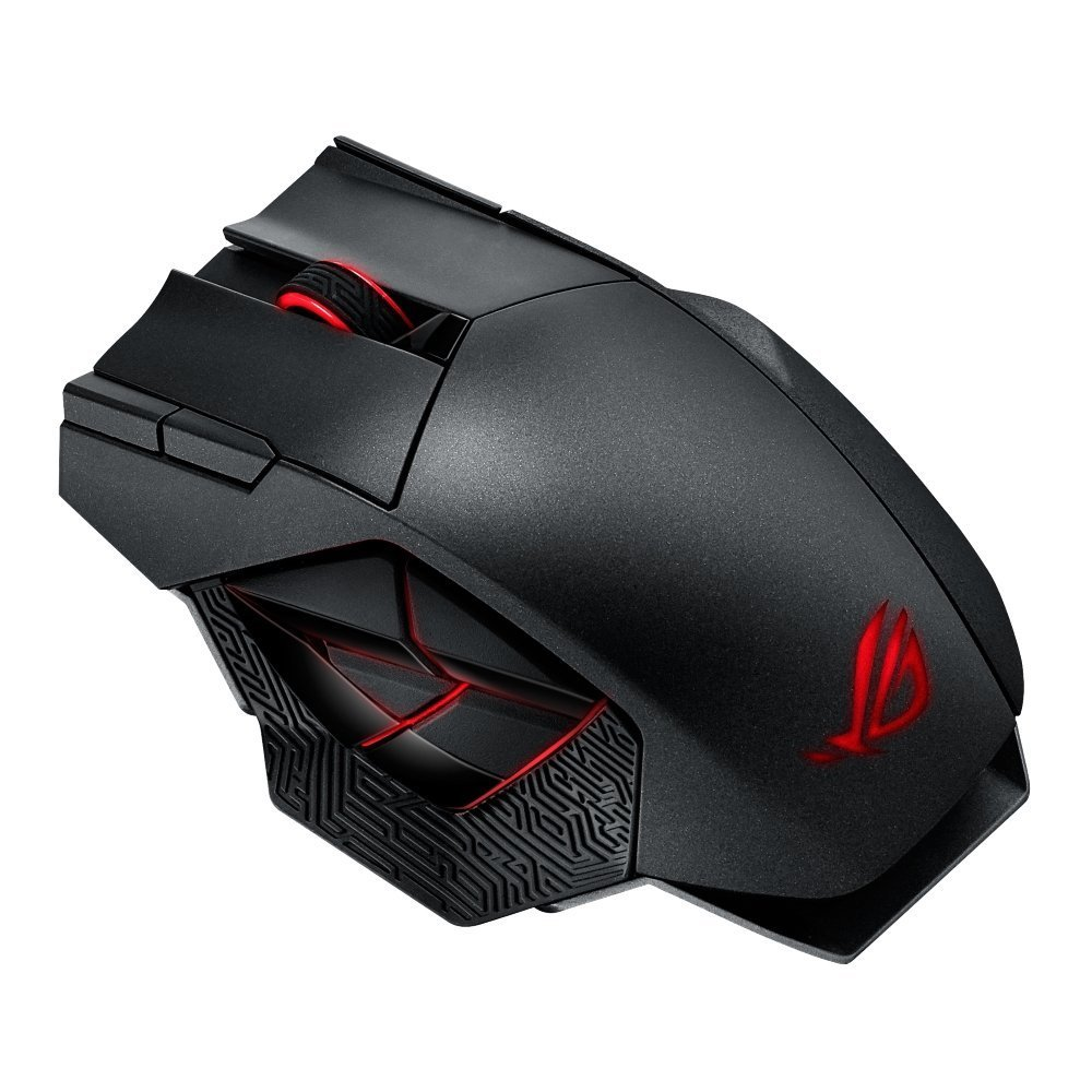 ASUS ROG Spatha Rechargeable Wireless MMO Gaming Mouse for £129.95
