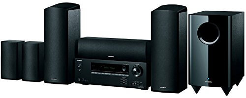 Onkyo Dolby Atmos 5.1.2 Channel AV Receiver and Speakers for £582.96