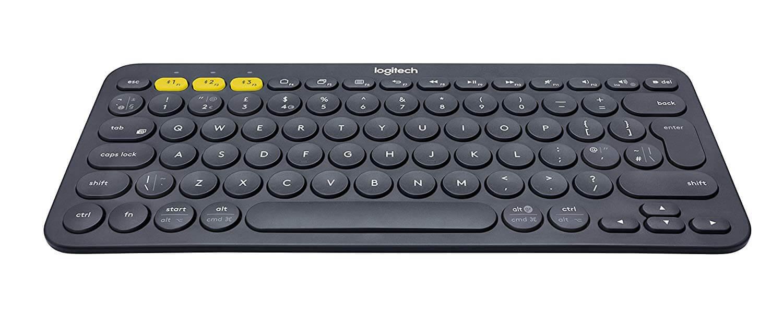 Logitech K380 Multi-Device Bluetooth Keyboard for £17.99