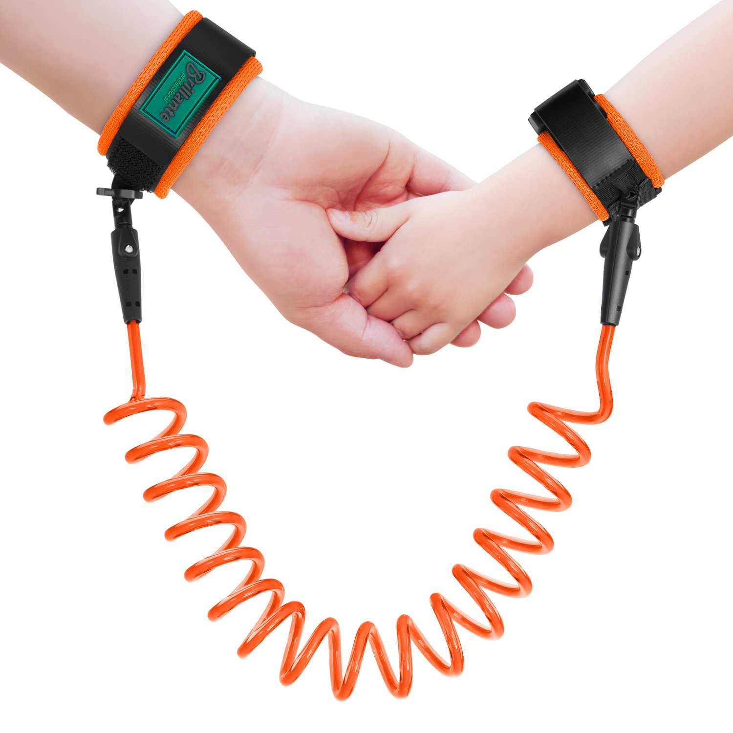 70% off Brillante Anti-Lost Wrist Link , Babies, Kids, 1.5M (Orange)