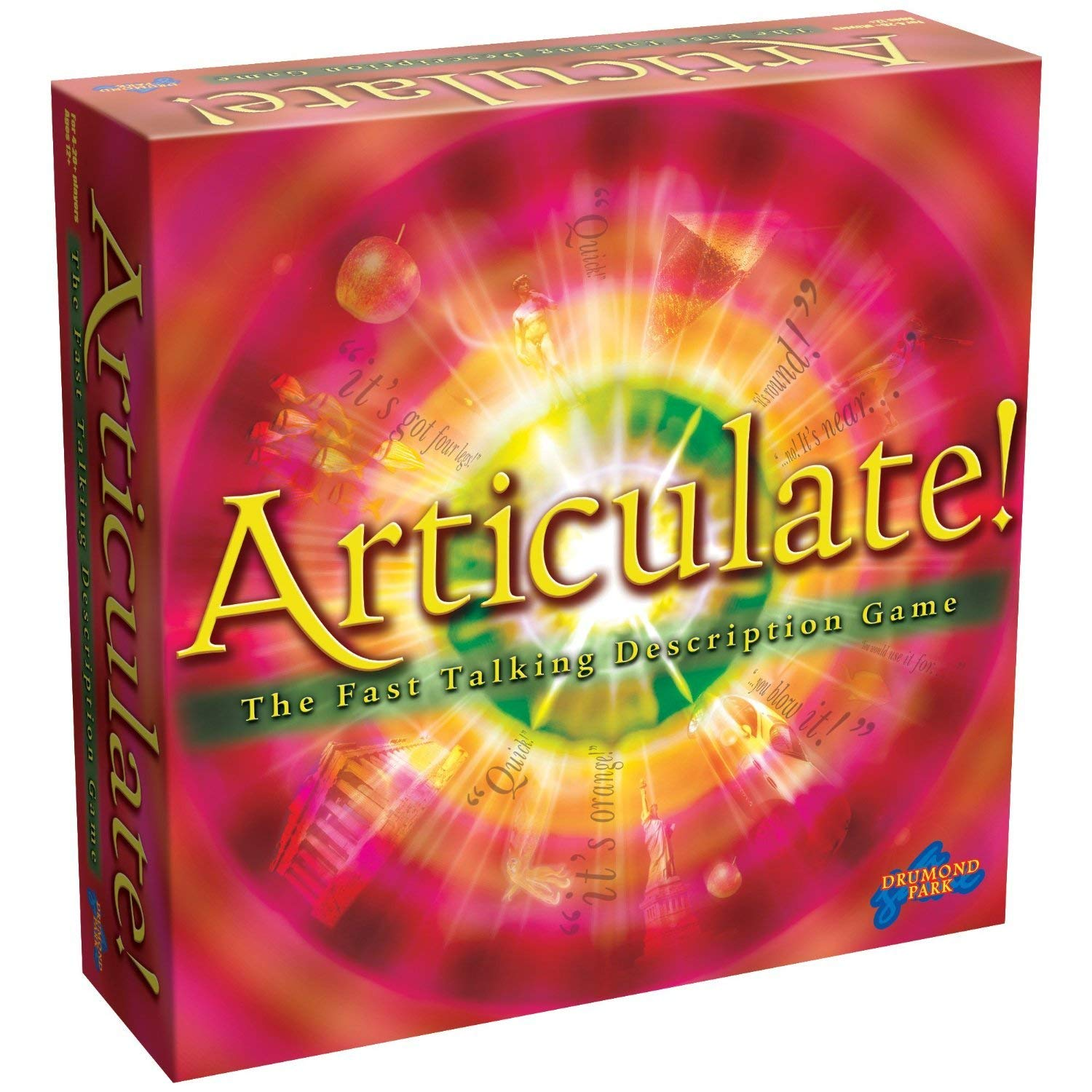 Free Delivery until Midnight – Articulate Board Game