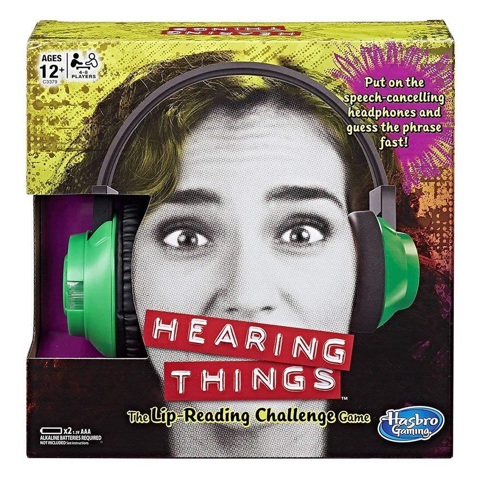 Hasbro Gaming Hearing Things Game For £14.99