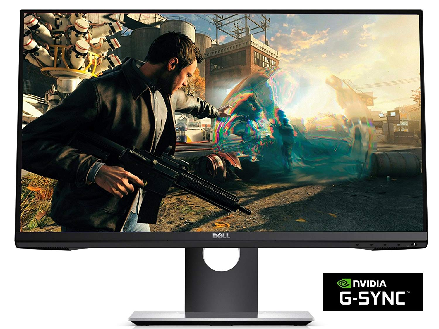 Dell 24″ S2417DG 1440p 165HZ G-SYNC GAMING MONITOR £379.95