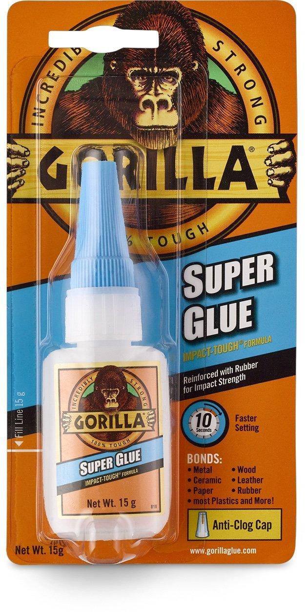 Gorilla Superglue 15g [Energy Class A]