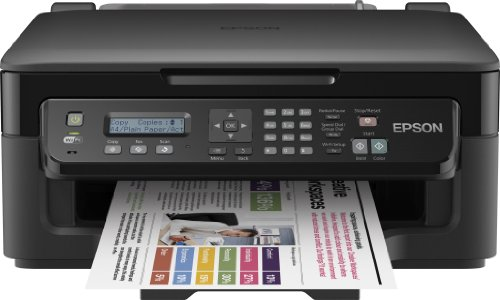 Epson Workforce WF 2510 WF Multifunctional Printer