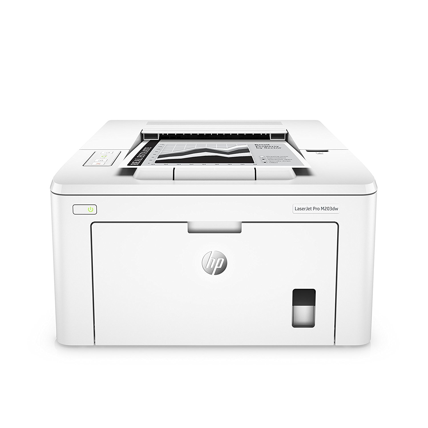 HP G3Q47A#B19 M203dw LaserJet Pro Printer