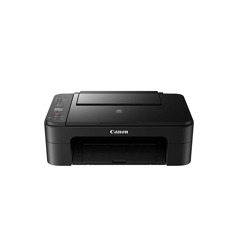 Canon TS3150 PIXMA All-in-One Inkjet Printer – Black