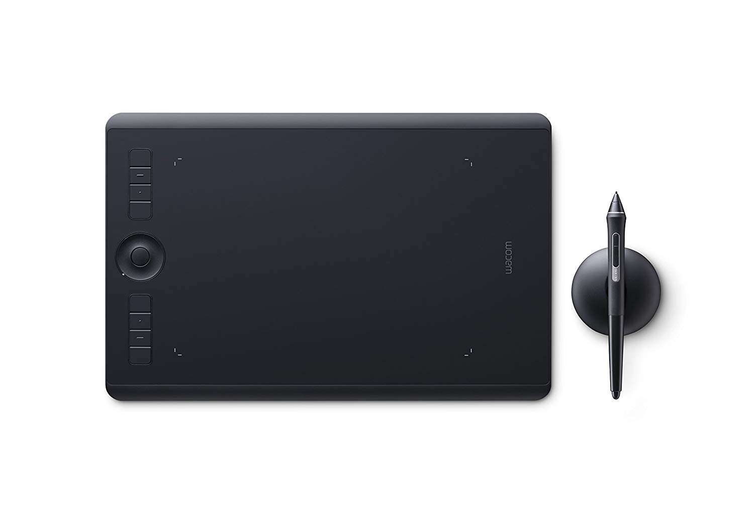 Roll over image to zoom in Wacom Intuos Pro Pen Tablet (Size: M) / Medium Professional Graphic Tablet incl