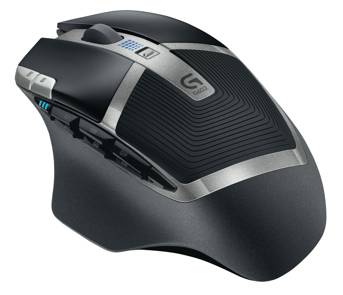 Logitech G602 Wireless Gaming Mouse £38.99