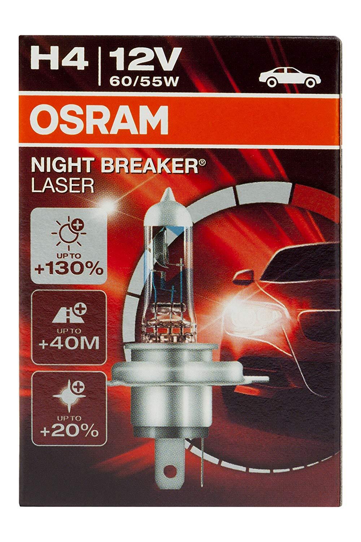 OSRAM 64193NBL Halogen Headlight lamp, Folding Carton Box (1 Unit)