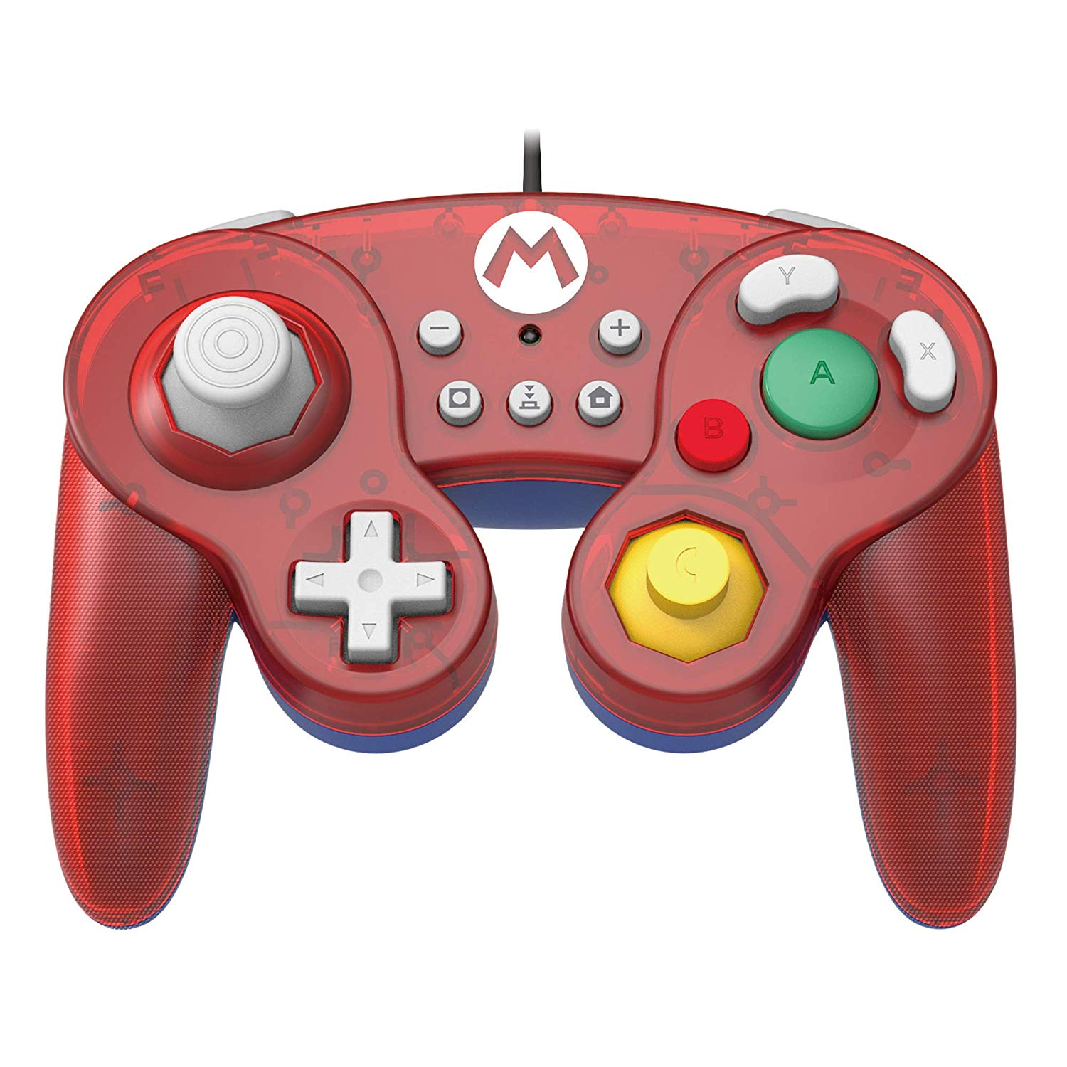 HORI Battle Pad Gamecube Style Controller – Mario Edition for Nintendo Switch £21.73