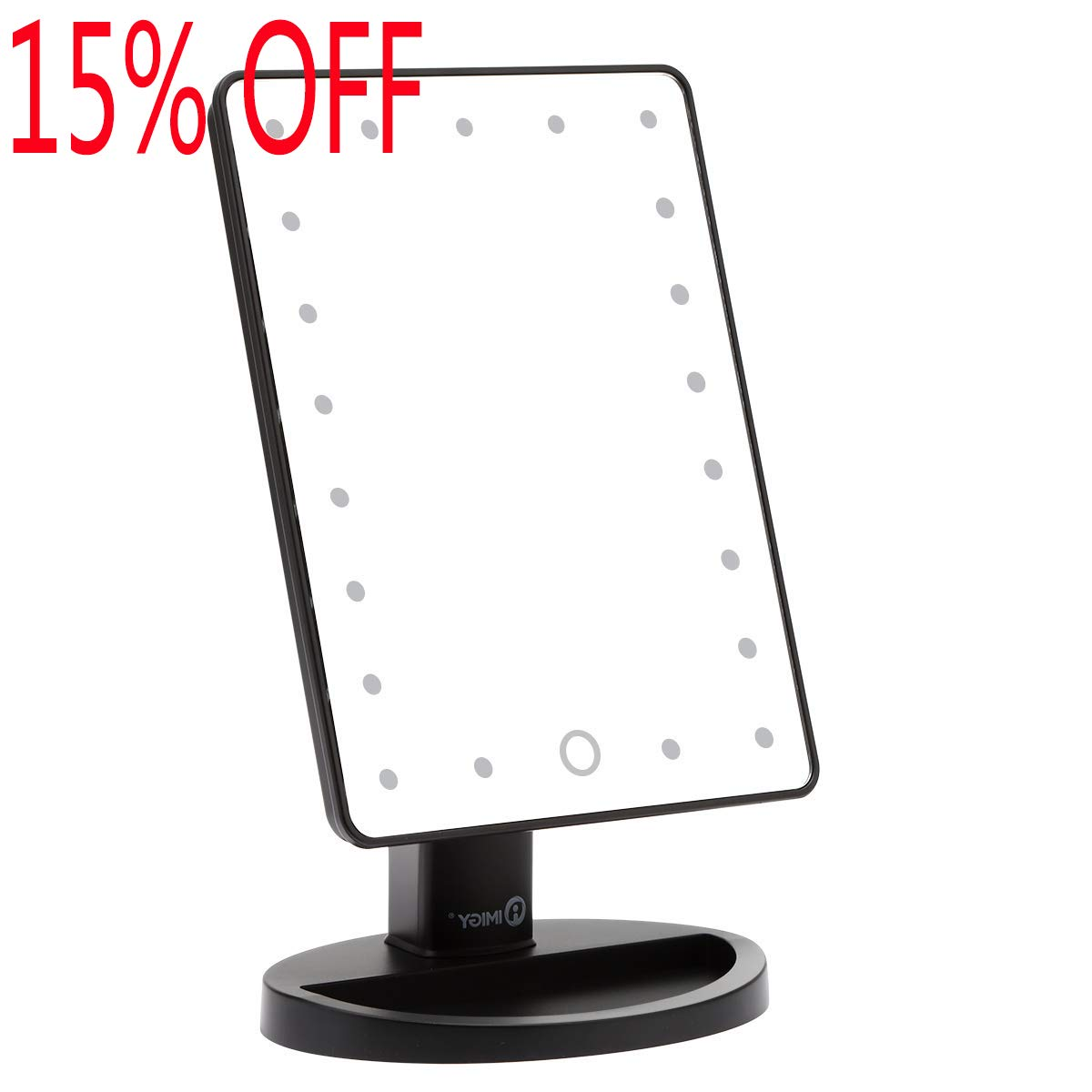 IMIGY 21 LED Lighted Makeup Mirror