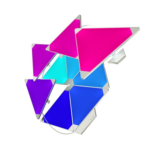 Nanoleaf Rhythm Music Syncing Smarter Kit – 9x Panels [Energy Class A]