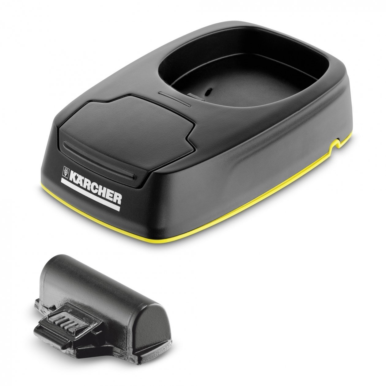 Karcher 2.633-116.0 Charging Station with Rechargeable Battery for WV 5 Plus