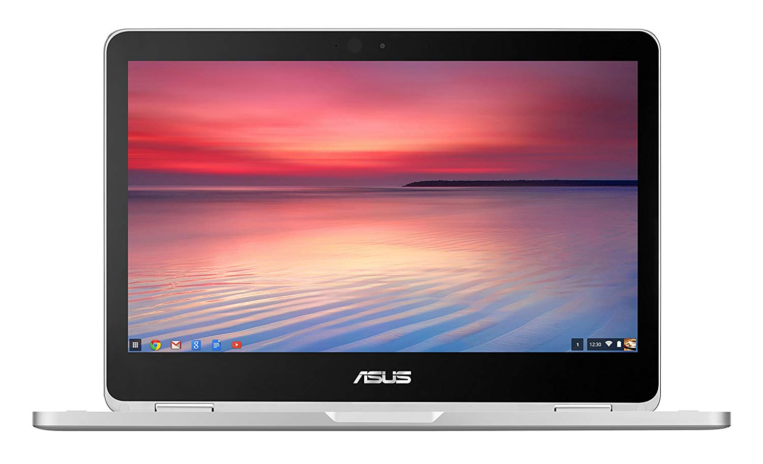 ASUS C302CA-GU010 360 Degrees Rotatable Full HD Touchscreen Chromebook