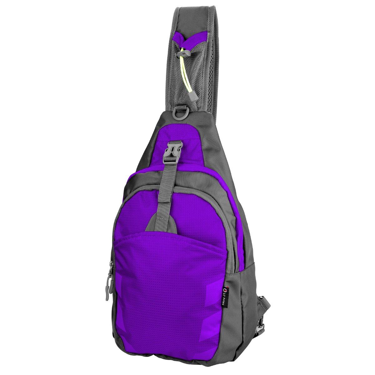 Sling Bag, Purple
