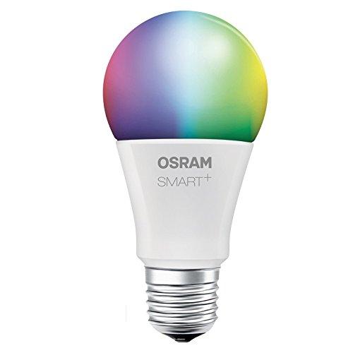 Osram Smart+ LED-Lamp, E27, 10 W, Multi-Colour for £9.99