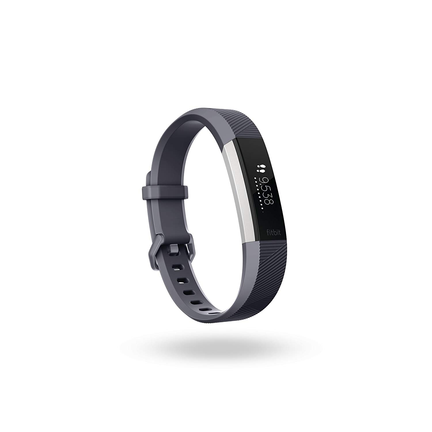 FitBit Alta HR Fitness Wristband black and blue large for £119.99