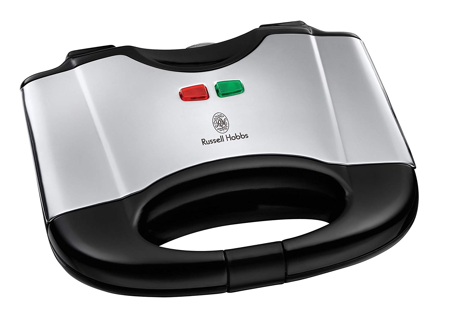 Russell Hobbs 2-Portion Sandwich Toaster 17936 – Stainless Steel