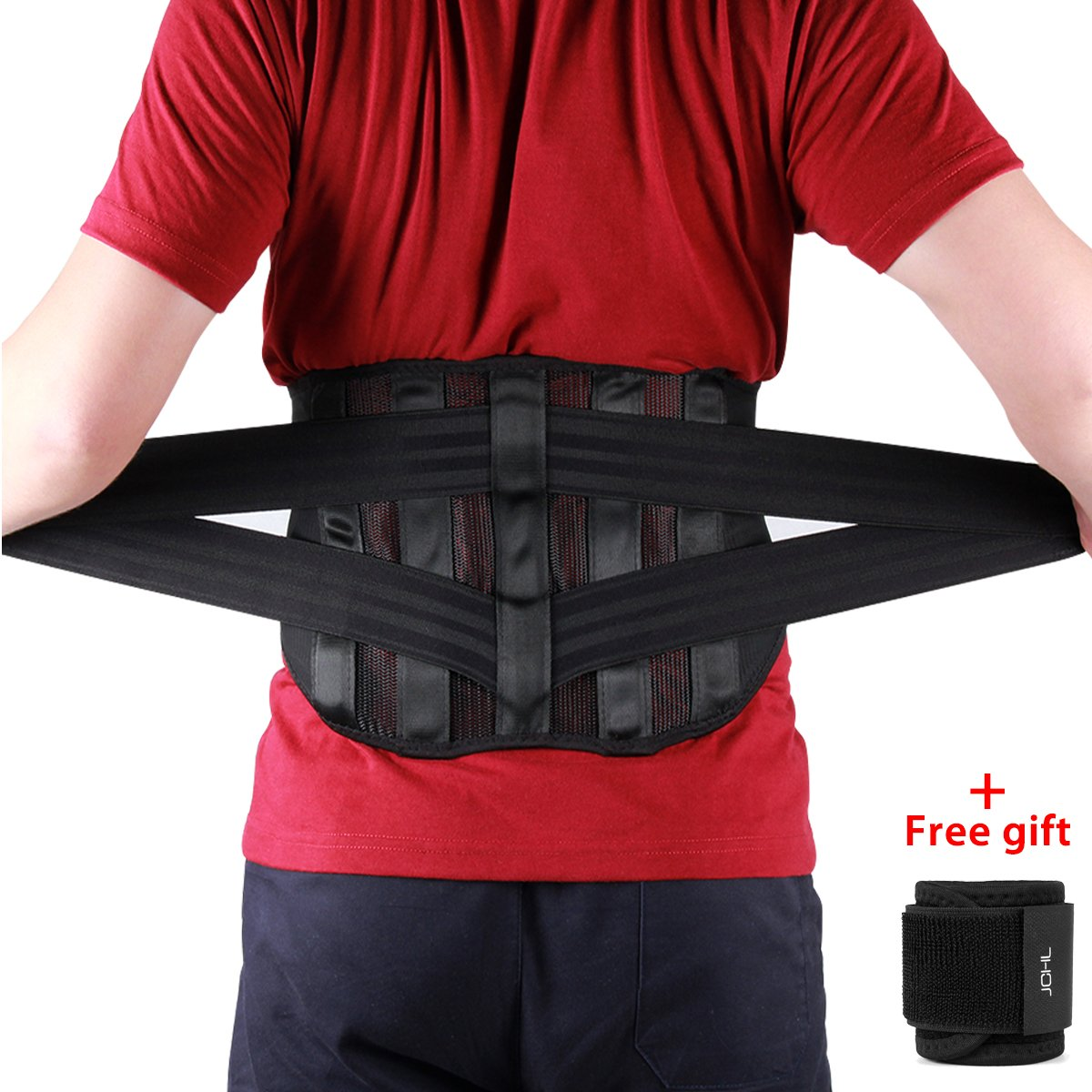 JCHL Lower Back Brace X-Large