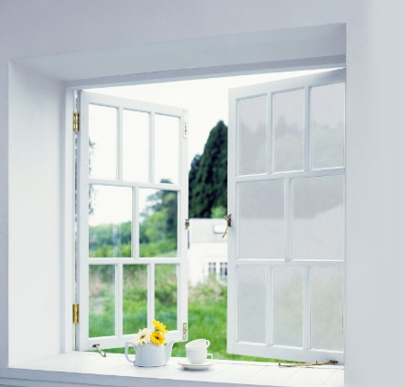 Privacy Window Film Frosted