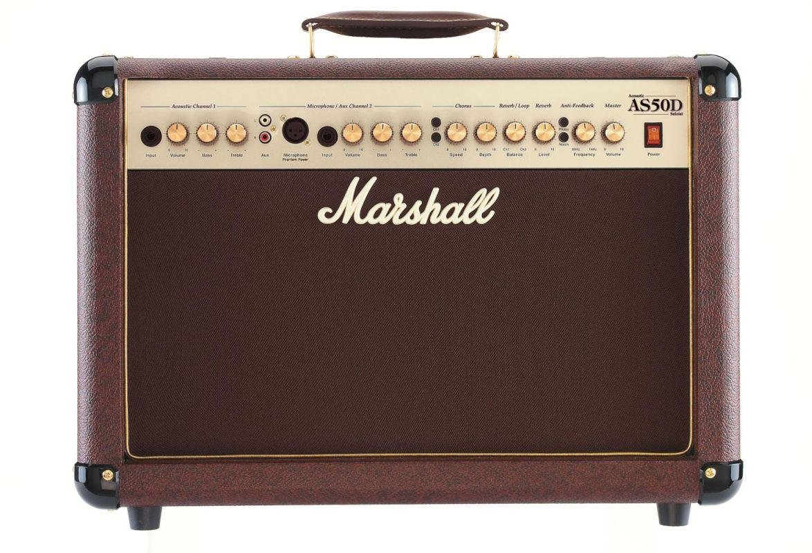 Marshall AS50D 50W Acoustic Guitar Amplifer £199