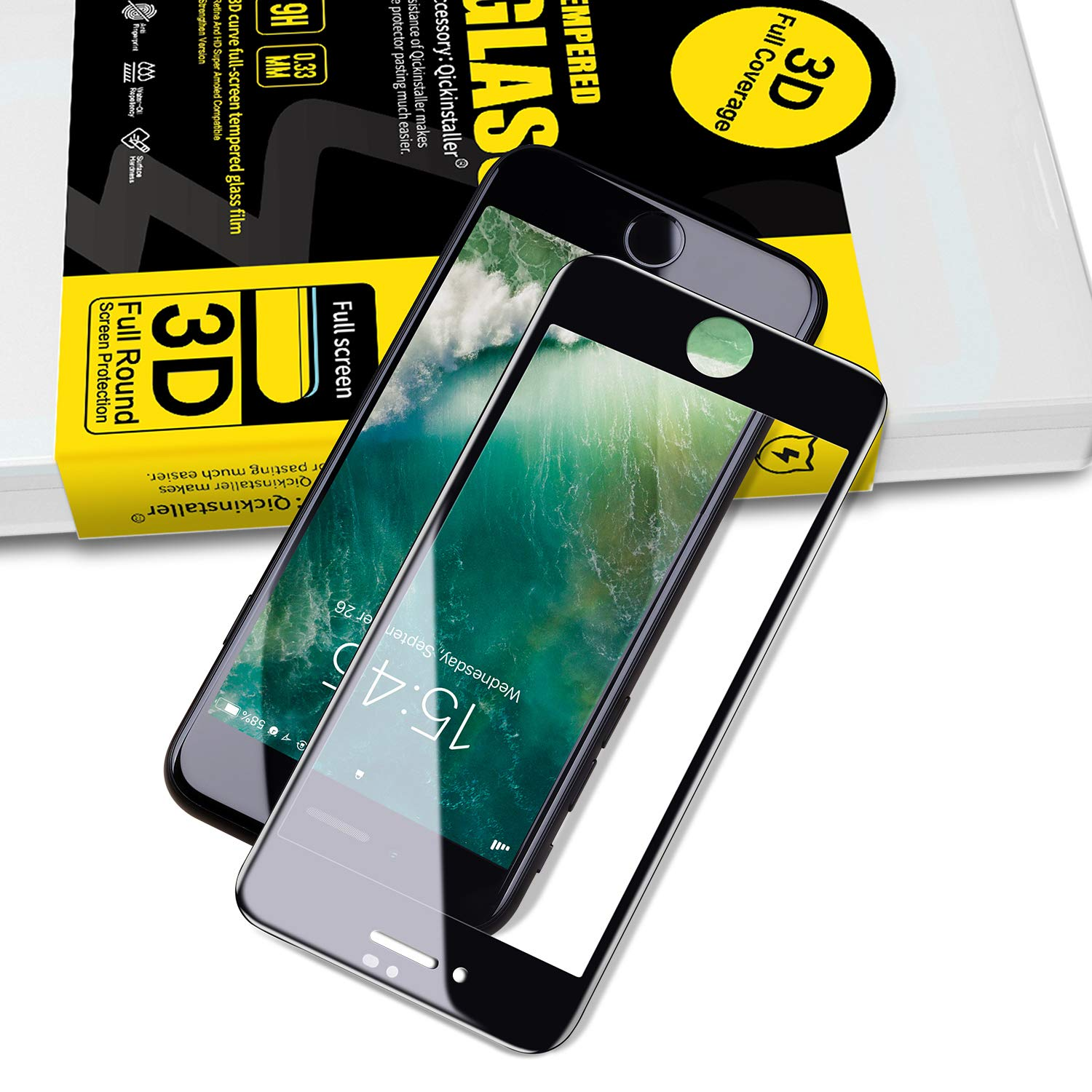 Get 70% off 3 Pack Screen Protector for iPhones