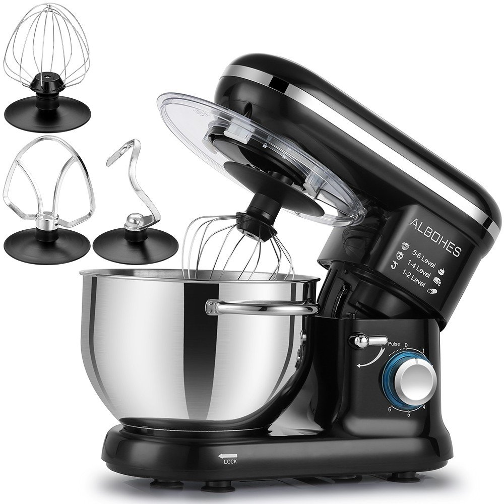 Albohes Food Stand Mixer Dough Blender