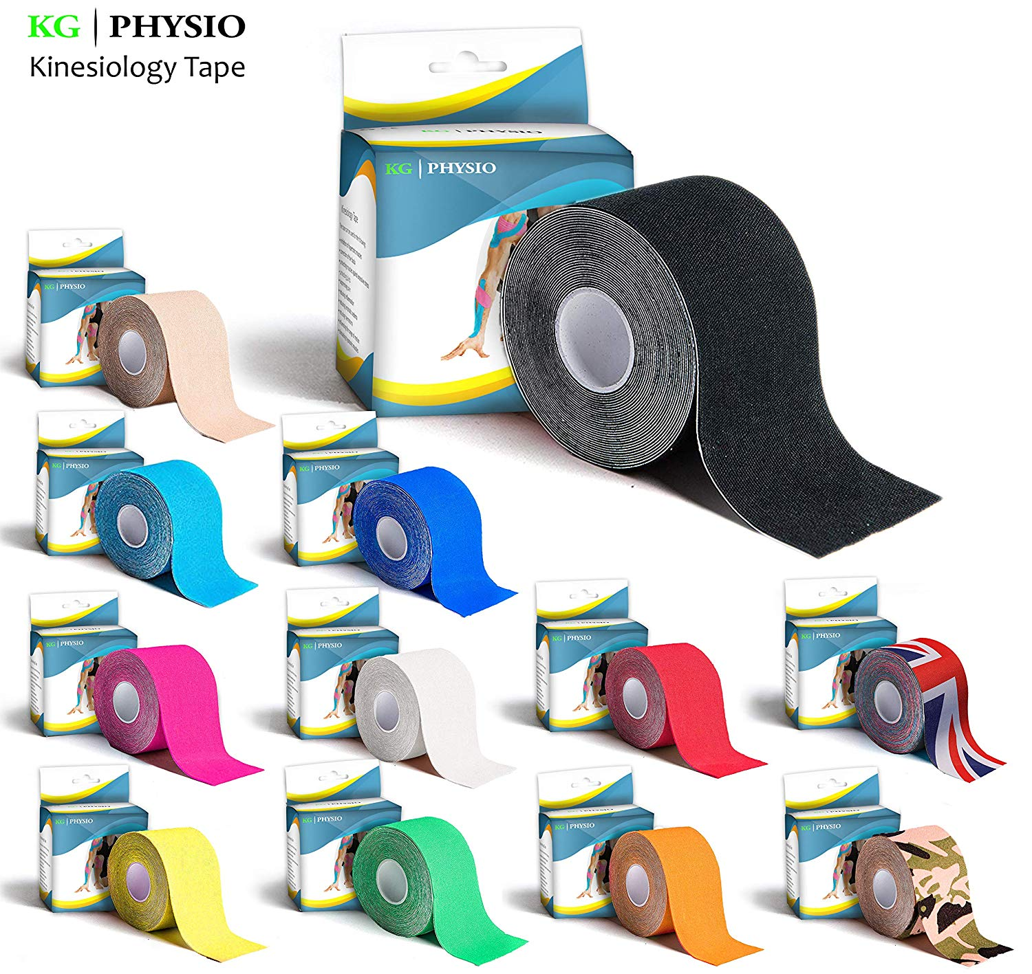 KG Physio Kinesiology Tape