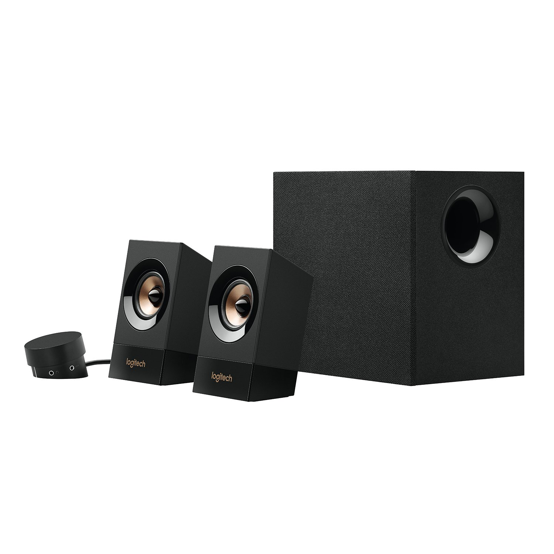 Logitech Z533 Multimedia Speaker System with Subwoofer