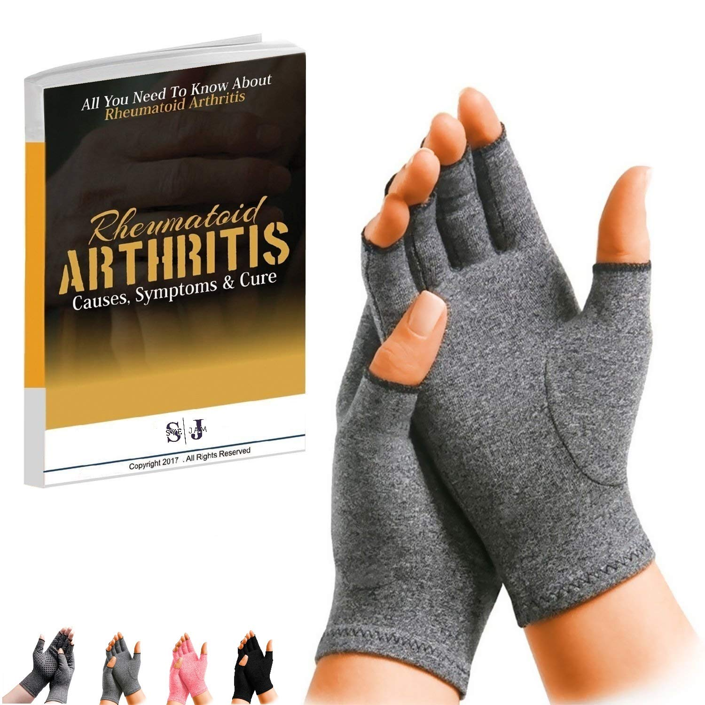 SyeJam Rheumatoid Arthritis Gloves Fingerless