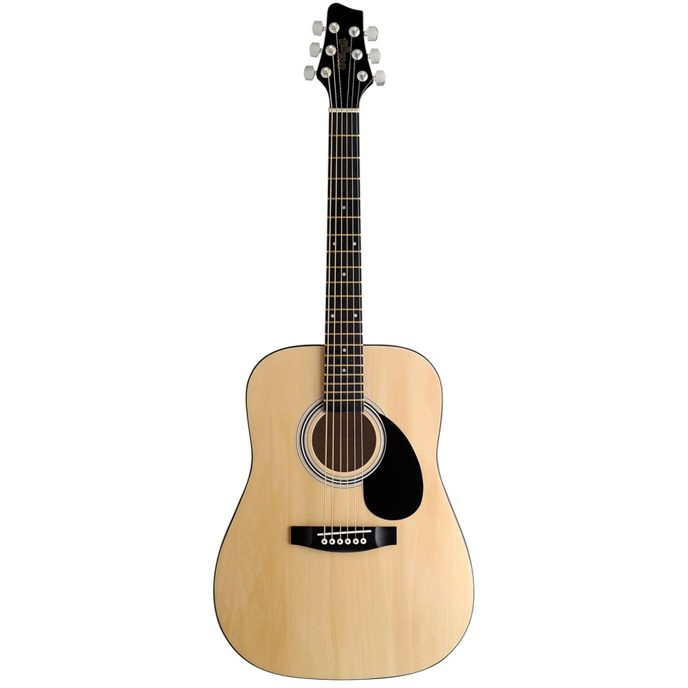 Stagg 14351 34 Size Natural Acoustic Guitar