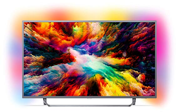 Philips 65PUS7303/12 65-Inch 4K Ultra HD Android Smart TV