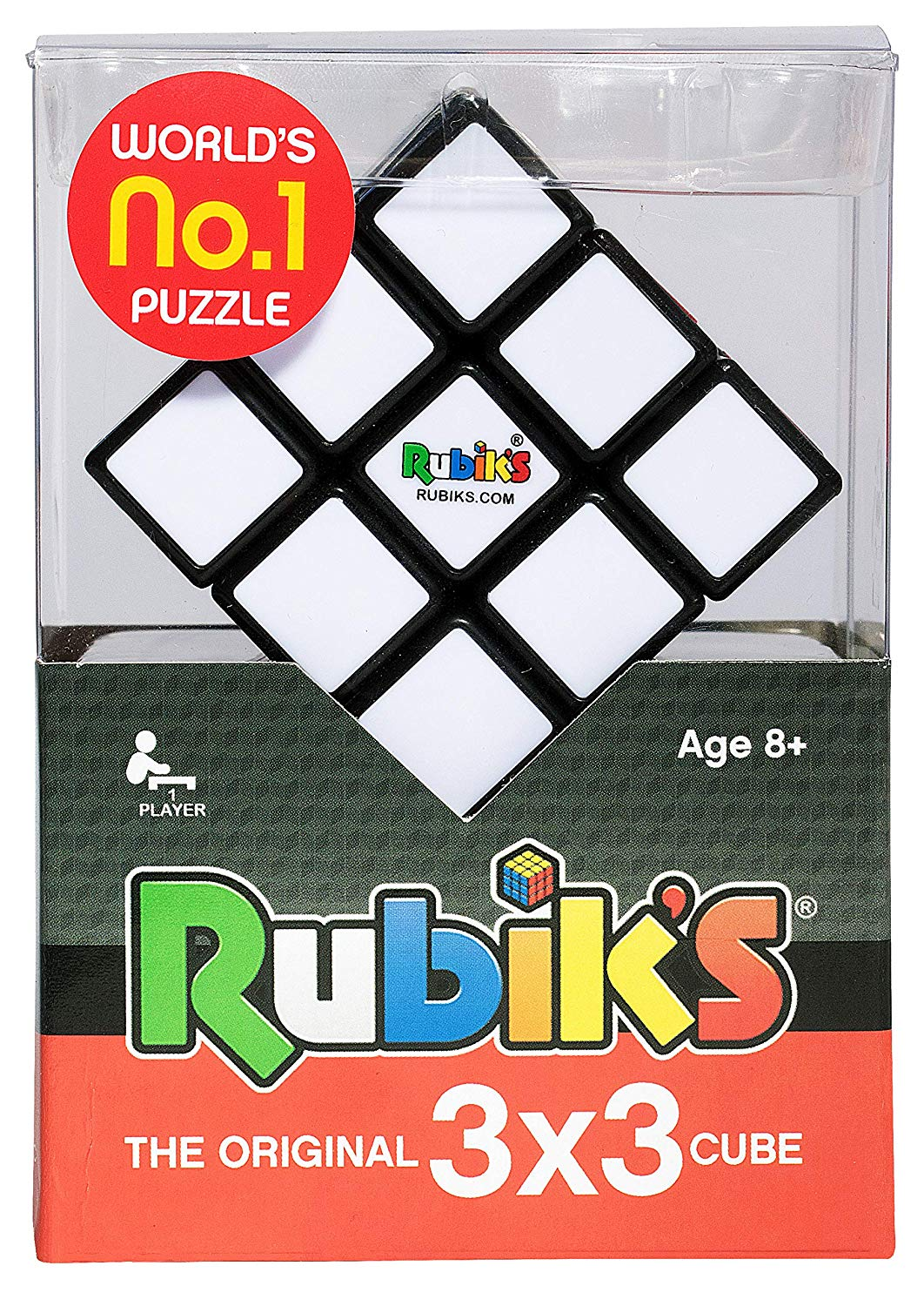 Rubik's Cube – Can You Solve It in 60 Seconds?