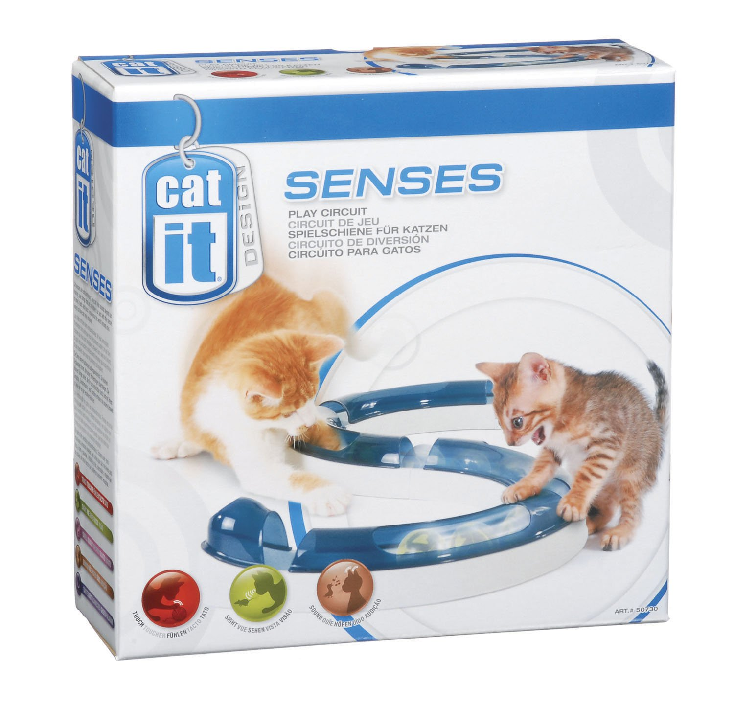 Bargain! CatIt Senses Play Circuit at Amazon