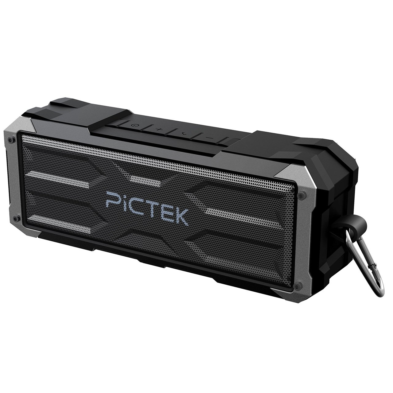 PICTEK Bluetooth Speaker,Wireless Bluetooth Speakers with Dual-Driver for £15.59