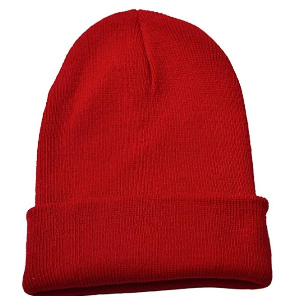 Outrip Beanie Cap Winter Warm Knit Hats for Men and Women Solid Color