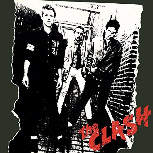 The Clash Vinyl Amazon Prime Exclusive – £10.99