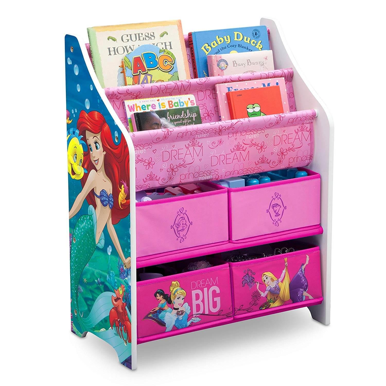 Disney Princess Book Case