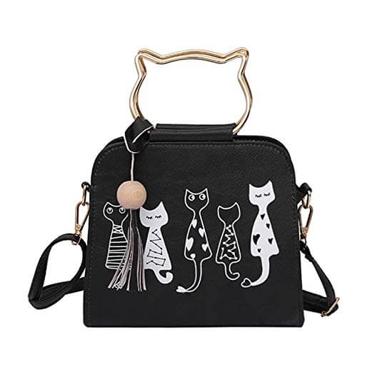 Cute Cat Hand/Shoulder Bag
