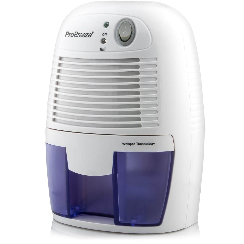 SAVE £8. Pro Breeze Mini Air Dehumidifier for Damp, Mould, Moisture *4.5 STARS*