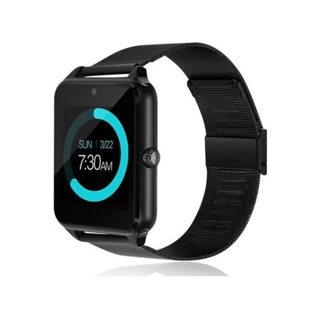 Smart Watch Phone Pedometer Sedentary Remind Sleep Monitor Remote Camera