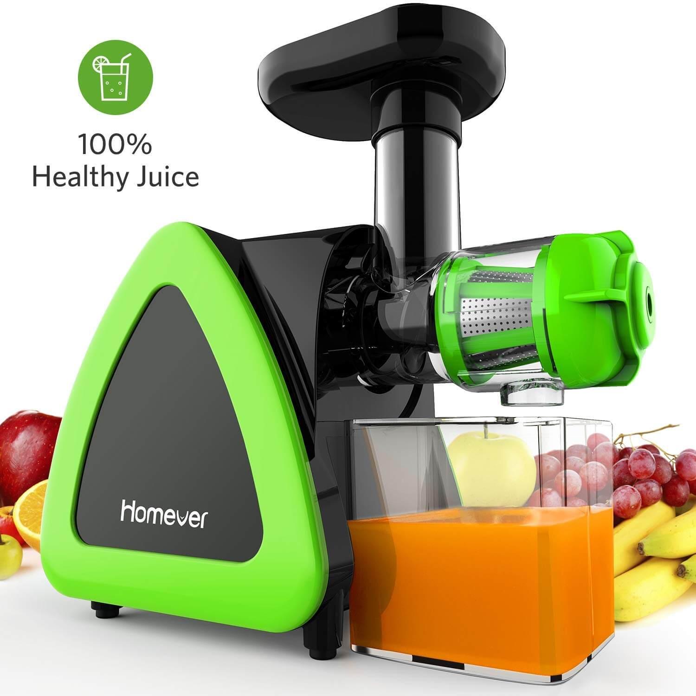 40%OFF Homever Slow Masticating Juicer Machines